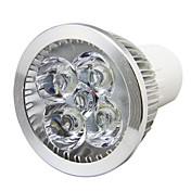 3.5w gu10 400-500lm led 전구 스포트 라이트 (ac85-265v) 1pcs