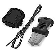 칼 / Multitools 하이킹 / 캠핑 / 여행 / 야외 / 실내 / 싸이클링 멀티 기능 / Survival / 응급처치 / 견고함 / 응급 / 편리 PVC / 스테인레스 스틸 그린 / 카키 / 블랙 / 오렌지