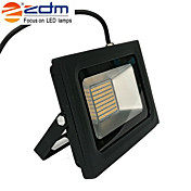 ZDM 60w 3518x288pcs 5800lm 방수 IP68 초박형 야외 빛 캐스트 빛 따뜻한 감기 / 화이트 화이트 (ac170-265v)