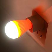 창조적 인 에너지 절약의 USB 작은 전구 휴대은 야간 투광 조명 휴대용 모바일 전원 공급 장치 (임의의 색상을) 주도