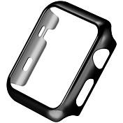 hoco de lujo original de la cubierta del caso ultra fino recubrimiento de plástico Shinning chispa para la serie de reloj de manzana 2