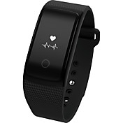SmartwatchWater Resistant / Water Proof Long Standby Calories Burned Pedometers Health Care Sports Heart Rate Monitor Touch Screen