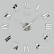Modern/Contemporary Traditional Country Casual Retro Office/Business Others Holiday Others Family School/Graduation Wall Clock,Round