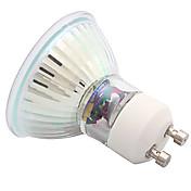 4W GU10 LED 스팟 조명 MR16 15 SMD 2835 300 lm 따뜻한 화이트 AC 85-265 V 5개