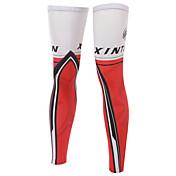 Calentadores de la pierna/Polainas BicicletaTranspirable Secado rápido Resistente a los UV Aislado A prueba de radiaciones Listo para
