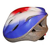 스포츠 여성용 남성용 남여 공용 자전거 헬멧 17 통풍구 싸이클링 사이클링 산악 사이클링 도로 사이클링 레크리에이션 사이클링 하이킹 클라이밍 PC EPS 블루
