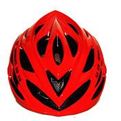 스포츠 여성용 남성용 남여 공용 자전거 헬멧 22 통풍구 싸이클링 사이클링 산악 사이클링 도로 사이클링 레크리에이션 사이클링 하이킹 클라이밍 PC EPS 옐로우 그린 레드 블루 오렌지
