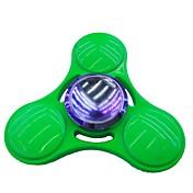 Fidget spinners Hilandero de mano Peonza Juguetes Juguetes Tri-Spinner Metal EDC Alivio del estrés y la ansiedad Juguetes creativos
