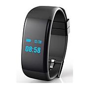 Pulsera SmartResistente al Agua Long Standby Podómetros Deportes Monitor de Pulso Cardiaco Distancia de Monitoreo GPS Información