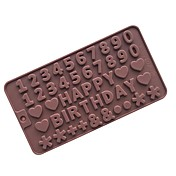 1개 케이크 주형 얼음 초콜릿에 대한 케이크에 대한 베이킹 도구
