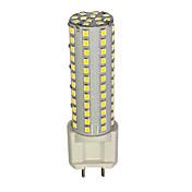 10W LED 콘 조명 T 108 SMD 2835 780 lm 따뜻한 화이트 화이트 V 1개 G12