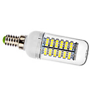 5W E14 LED Mais-Birnen T 138 SMD 3528 440 lm Natürliches Weiß AC 220-240 V