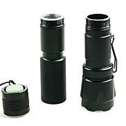 Romisen RC-N3 CREE Q3 3 Mode LED Flashlight (2 *AA/1*16340)