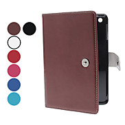 Litchi Case w/ Card Slot for iPad mini 3, iPad mini 2, iPad mini (Optional Colors)