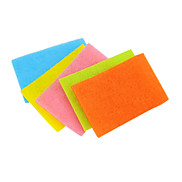 Small Colorful Kitchen Cleaning Cloth(5-Piece)