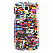 Characteristic Pattern Hard Case for Samsung Galaxy S4 Mini I9190