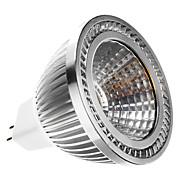 6W GU5.3(MR16) LED Spotlight MR16 1 COB 400 lm Warm White DC 12 / AC 12 V