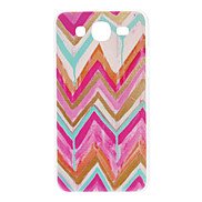 Geometric Pattern Hard Case for Samsung Galaxy Mega 5.8 I9152