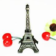 13cm Eiffel Tower Alloy Desktop Furnishing Article