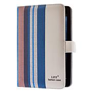Blue Tones Stripes Case for iPad mini 3, iPad mini 2, iPad mini