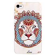 Indian Leo Back Case for iPhone 4/4S
