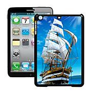 Sailing Pattern 3D Effect Case for iPad mini 3, iPad mini 2, iPad mini
