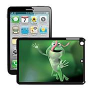 Frog Pattern 3D Effect Case for iPad mini 3, iPad mini 2, iPad mini