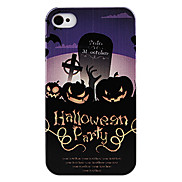 Hallowmas Pumpkin Back Case for iPhone 4/4S