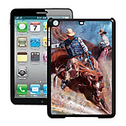 Riding Pattern 3D Effect Case for iPad Mini
