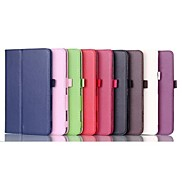 Full Body Leather Case with Stand for Samsung Galaxy Tab4 8.0 T330(Assorted Colors)