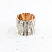 Fashion Women's Gold Charm Bracelet(Gold,Silver)(1Pc)