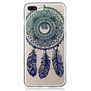 For Apple iPhone 7 7 Plus 6S 6 Plus SE 5S 5 Wind Chimes Pattern Painted High Penetration TPU Material IMD Process Soft Case Phone Case