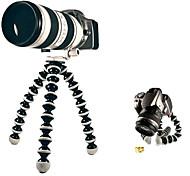 tamanho médio Gorillapod tipo tripé perna flexível bola mini para câmera digital e filmadora (dce1006)