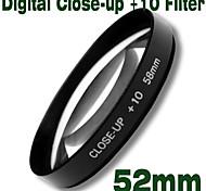 emolux 52mm close up (+10) filtro (smq5585)