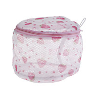 Cute Strawberry Laundry Bag