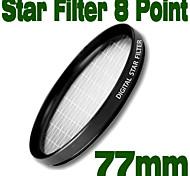 emolux 77mm étoiles 8 points filtre