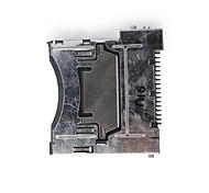 ranura para tarjeta de reemplazo por parte de Nintendo DS Lite