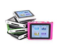 MusicTube - 6GEN Style MP3 Player (1GB, 5 Colors)