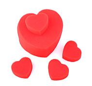erstaunlich Jumbo Schwamm Herz Zauberrequisiten (7591145)