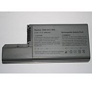 Replacement Dell Laptop Battery GSD0821 for Latitude D820 (11.1V 4800mAh)
