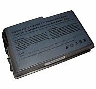 Battery for dell Latitude D505 D510 D500 D520 D600 D610 D530 Inspiron 500m 600m J2178/U1544 W1605 C1295