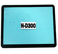 Emora Premium LCD Screen Panel Protector for Nikon D300/D300S