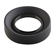 58MM Lens Hood 3-Stage Rubber