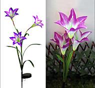 flor de luz solar conduzida (cis-28080)