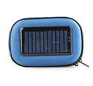 Ева куртка с солнечной зарядки оборудования для мобильного телефона, цифровой камеры, КПК, mp3, mp4 (синий)