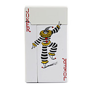 Shock-Your-Friend Shocking Poker Lighter(Red Joker)