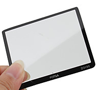 Fotga Premium LCD Screen Panel Protector Glass for Nikon D3100