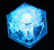 Ice Cube Shaped 7 Colors Changing Night Light
