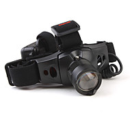 180LM 3-Mode Cree XR-E Q5 LED Flexible Super Bright Headlamp(3 x AAA Battery)