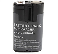 2200mAh Camera Battery KAA2HR for KODAK C300,C310,C315 and More